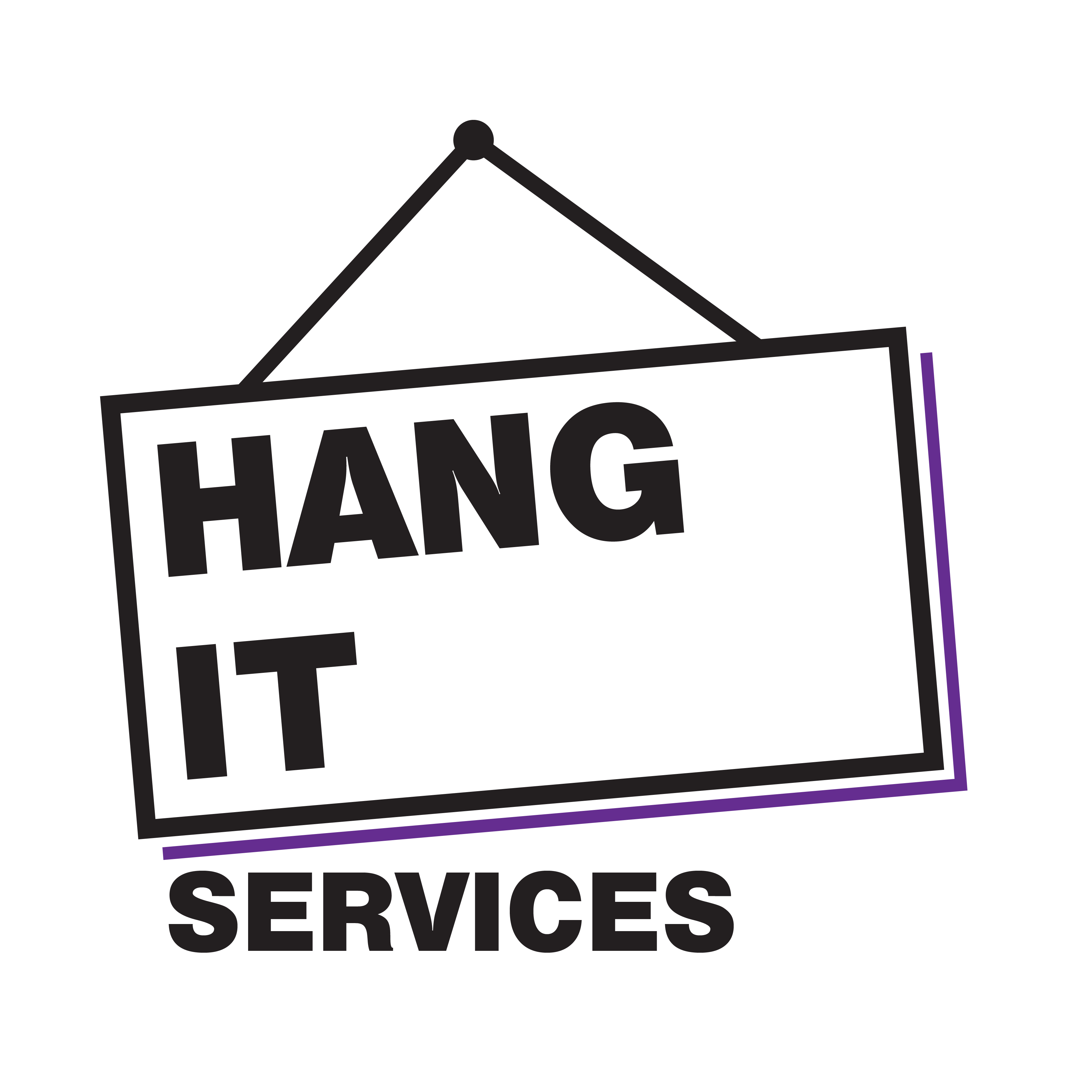 hang it services logo