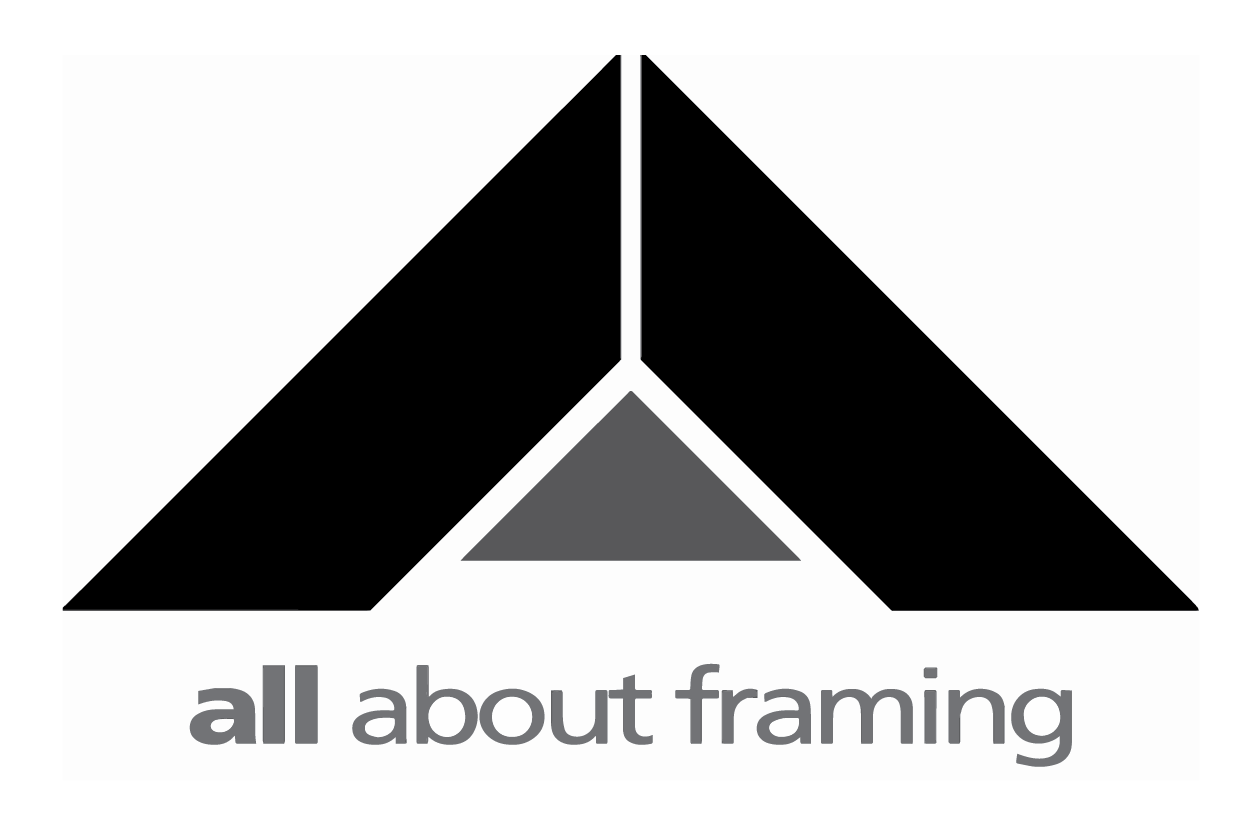 All About Framing Logo